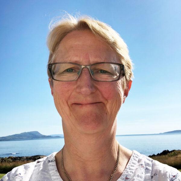 Jean Ainsley - Trustee Open Seas